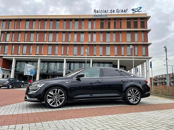 ACS Taxi Delft - Reinier de Graaf