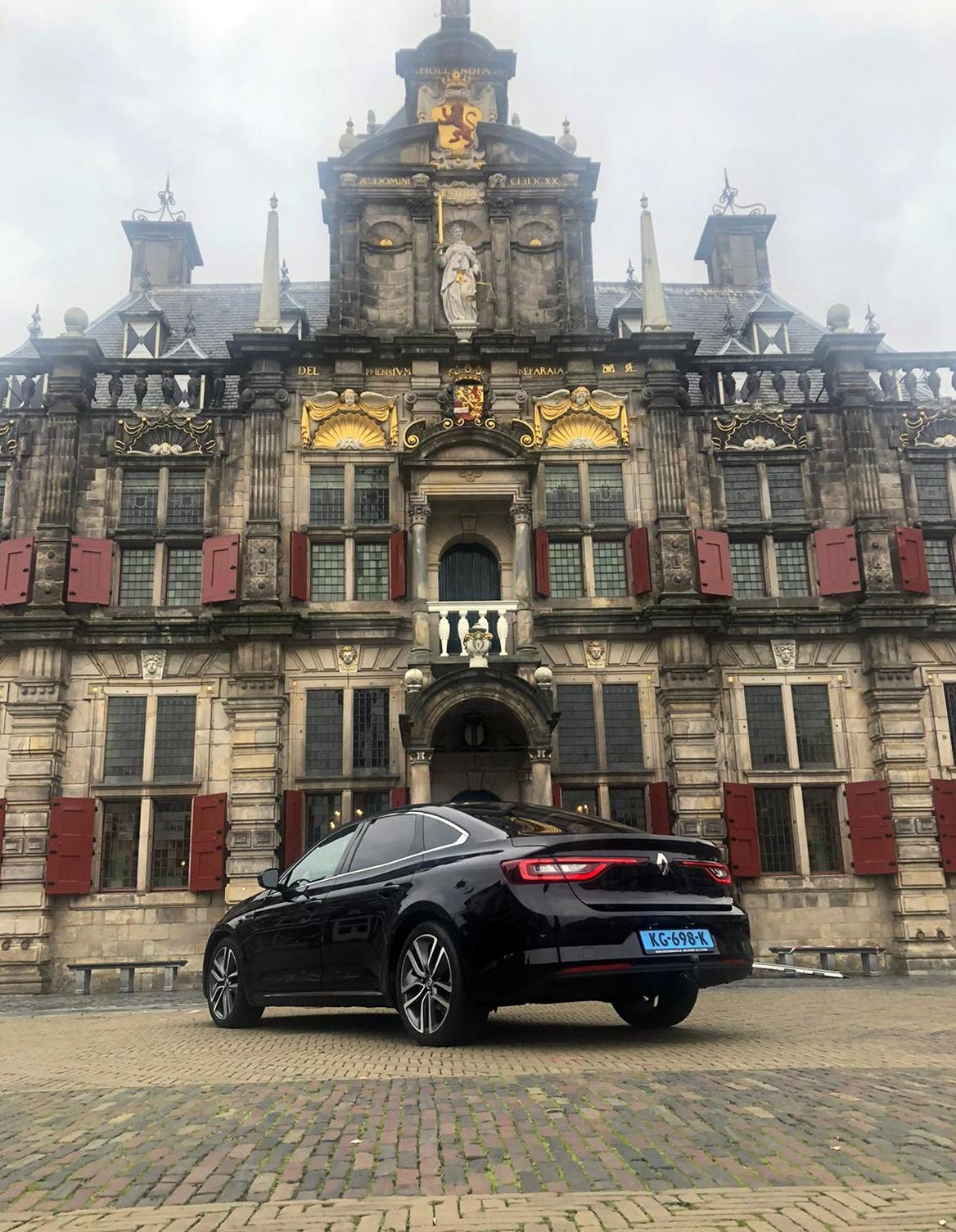 ACS Taxi Delft - Delft Stadhuis