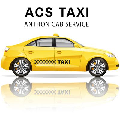 ACS Taxi Delft - Logo